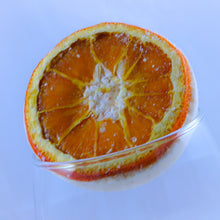 Load image into Gallery viewer, All Natural Dried Orange Citrus Ginger Bath Bomb