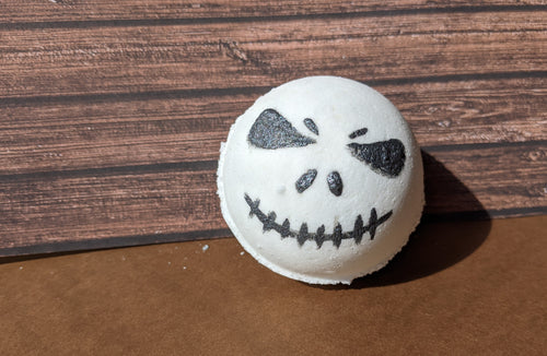 Skellington Bath Bomb