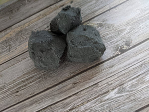 Lumps of Coal Bath Bombs