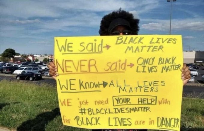 Why Black Lives Matter