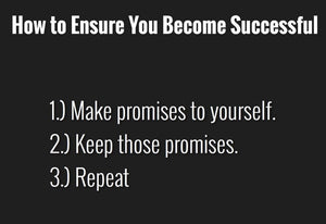 3 Tips to Ensure Your Success