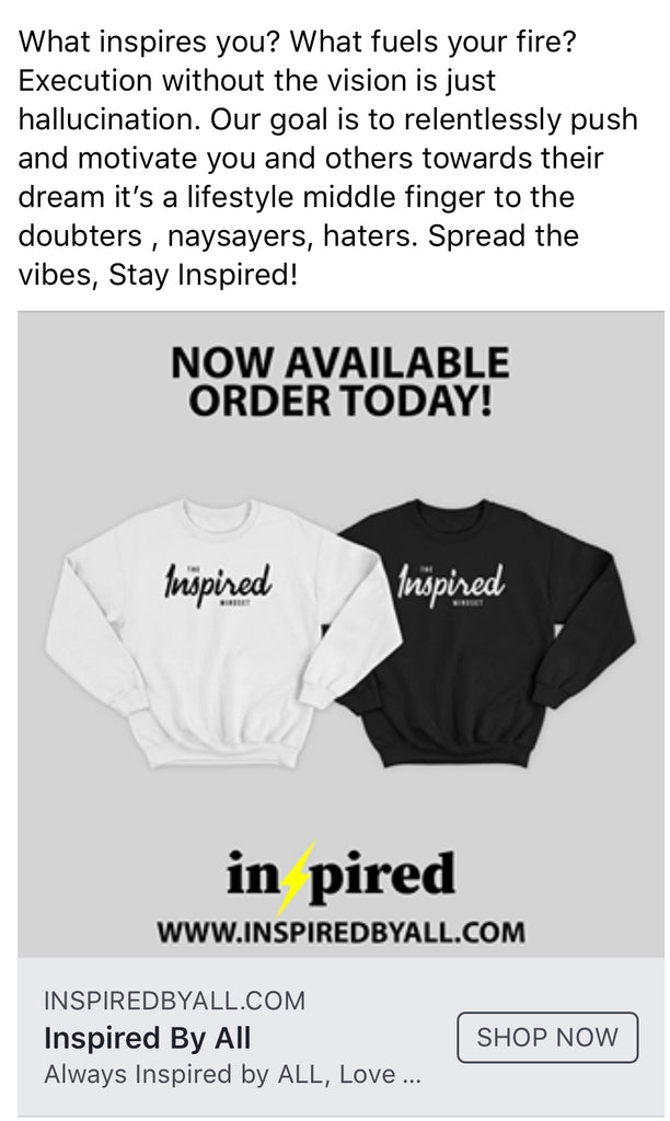 Powerful Messages: Inspired Crewnecks are The Best Get One or Give One