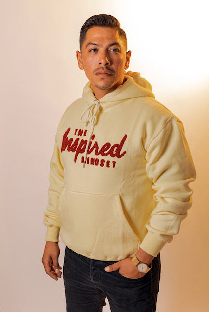 Inspired Mindset Hoody a Must have