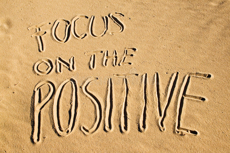 How To Focus on The Positivity
