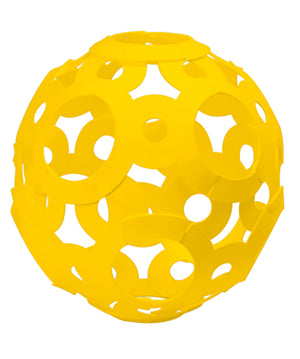 Foooty Yellow - The Any Shape Ball You Can Keep In Your Pocket