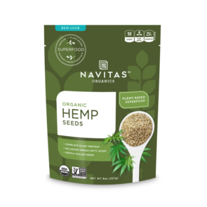 Navitas Naturals, Protein Hemp Powder Organic, 12 Ounce