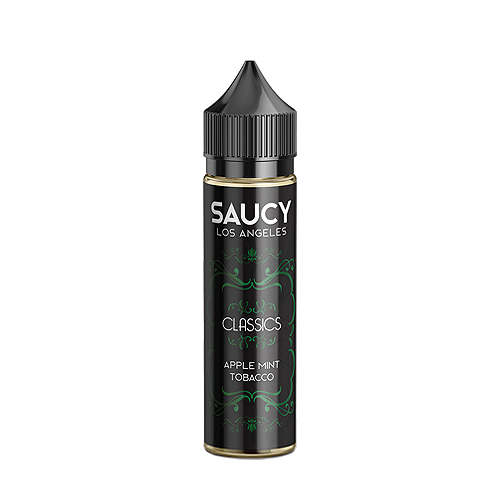 Apple Mint Tobacco by Saucy Classics 60ml