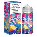 Blueberry Raspberry Lemon by Fruit Monster 100ml
