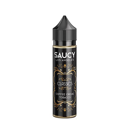 Coffee Creme Tobacco by Saucy Classics 60ml
