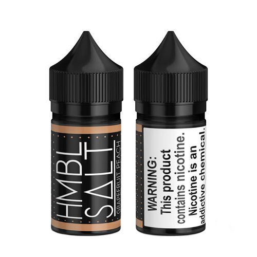 Grapefruit Peach by HMBL Salt 30ml