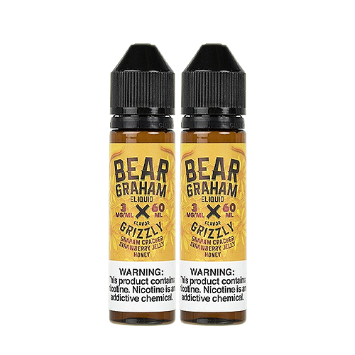 Grizzly by Bear Graham 120ml (2x60ml)