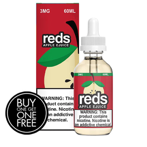 *BOGO* Apple by Reds Apple Ejuice 60ml