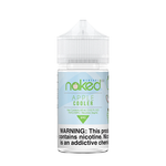 Apple Cooler by Naked 100 Menthol 60ml