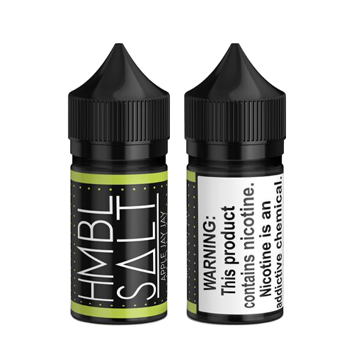 Apple Jay Jay by HMBL Salt 30ml