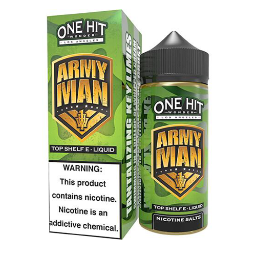 Army Man by One Hit Wonder 100ml