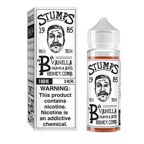 """B"" 1985 by Stumps 100ml"