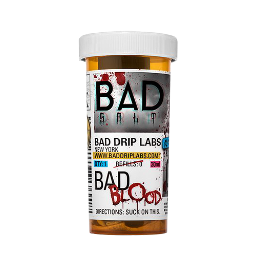 Bad Blood by Bad Drip Salt 30ml
