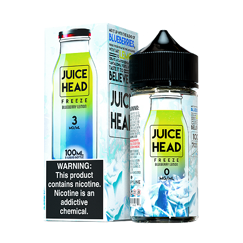 Blueberry Lemon Freeze by Juice Head Freeze 100ml