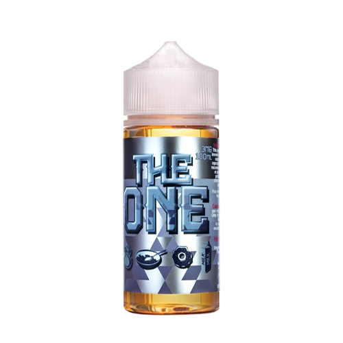 Blueberry Cereal Donut Milk by The One 100ml
