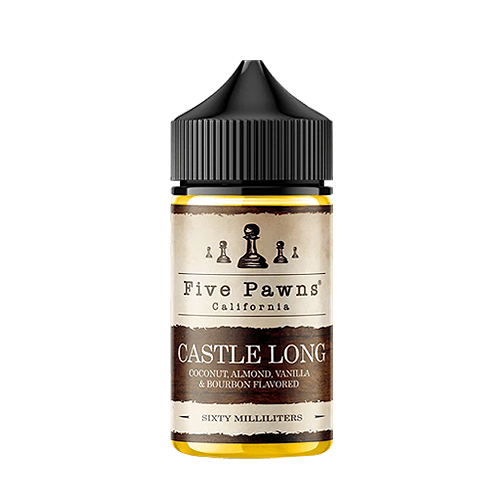 Castle Long by Five Pawns 60ml