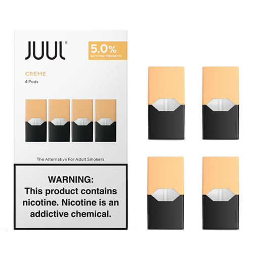 Creme - Pack of 4 Pods by Juul