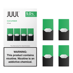 Cucumber - Pack of 4 Pods by Juul
