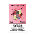 Dewberry Fruit - Pack of 4 Pods by Kilo 1K