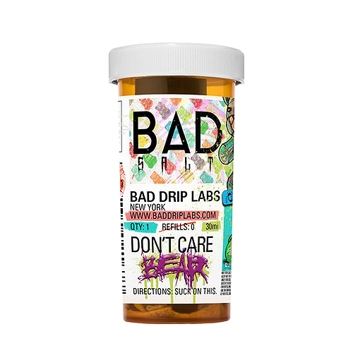 Don't Care Bear by Bad Drip Salt 30ml