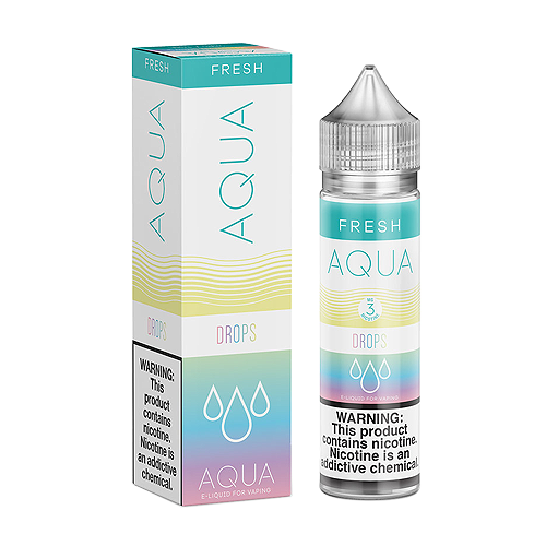 Drops (Rainbow Drops) by Aqua Fresh (Sweets) 60ml