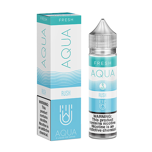 Rush (Blue Razz) by Aqua Fresh (Sweets) 60ml