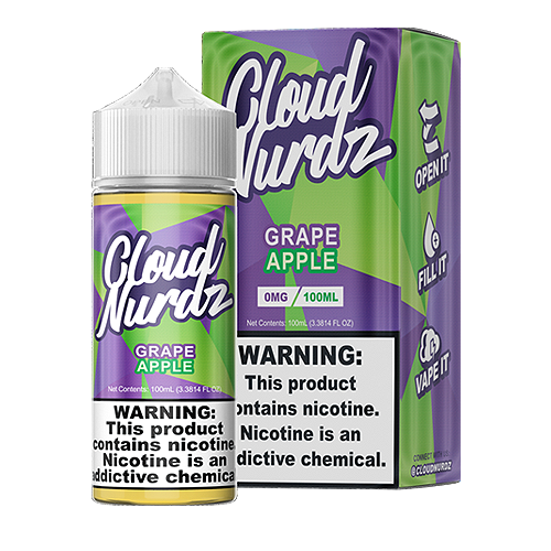 Grape Apple by Cloud Nurdz 100ml
