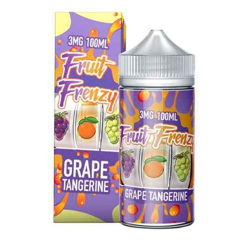 Grape Tangerine by Fruit Frenzy 100ml