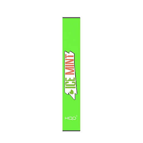 Ice Mint Disposable Pod by HQD Stark