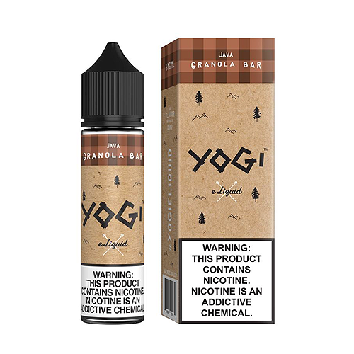 Java Granola Bar by Yogi 60ml