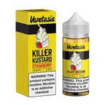 Killer Kustard Strawberry by Vapetasia 100ml