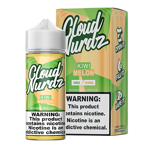 Kiwi Melon by Cloud Nurdz 100ml