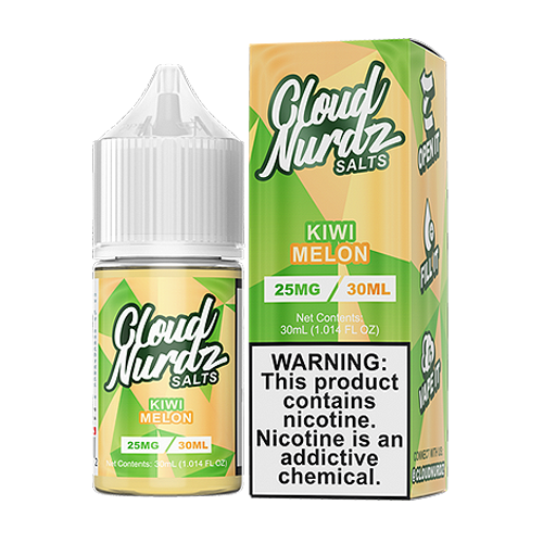 Kiwi Melon by Cloud Nurdz Salts 30ml