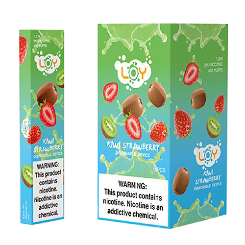 Kiwi Strawberry Disposable Pod by LOY
