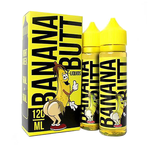 Right Cheek by Banana Butt 120ml (2x60ml)
