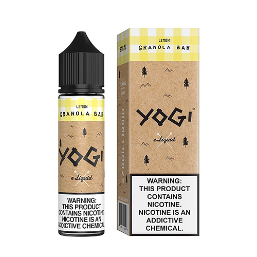 Lemon Granola Bar by Yogi 60ml
