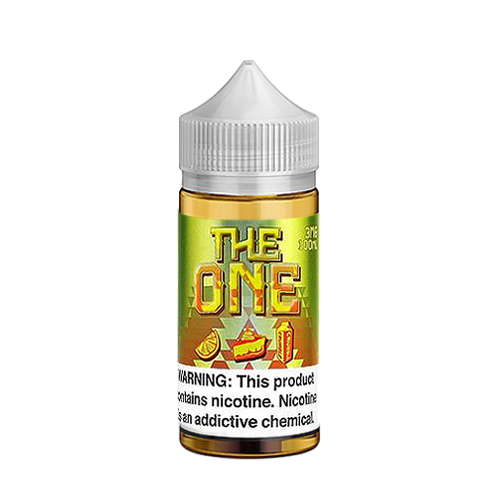 Lemon Crumble Cake by The One 100ml
