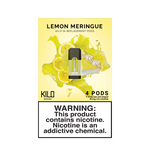 Lemon Meringue - Pack of 4 Pods by Kilo 1K