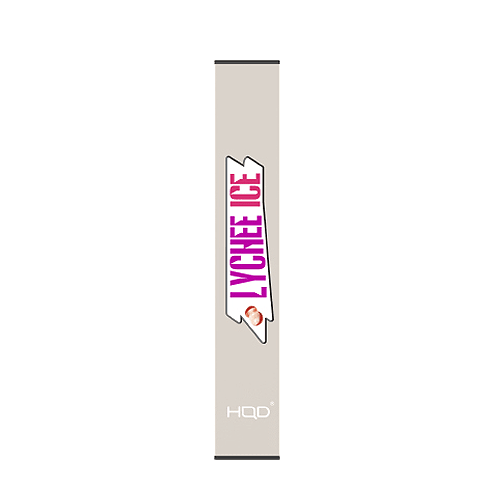 Lychee Ice Disposable Pod by HQD Stark