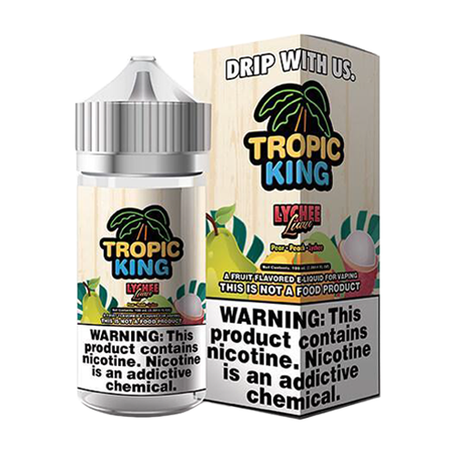 Lychee Luau by Tropic King 100ml