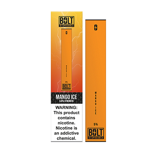 Mango Ice Disposable Pod by BOLT
