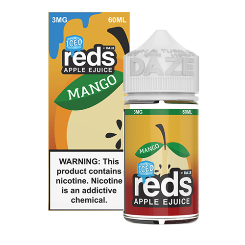 Iced Mango Apple by Reds Apple Ejuice 60ml