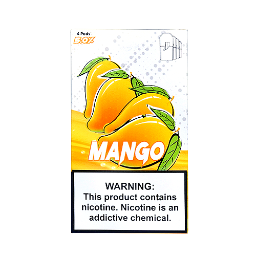 Mango - Pack of 4 Juul Compatible Pods by SKOL