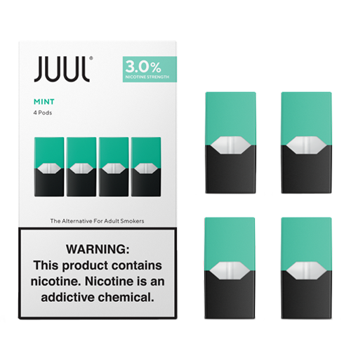 Mint - Pack of 4 Pods by Juul