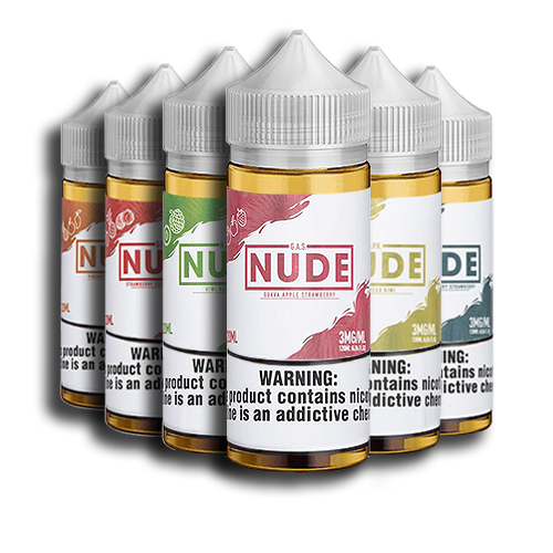 Nude Collection Package Deal 720ml (6x120ml)