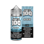 OG Blue (Blue Slushie) by Keep It 100 100ml
